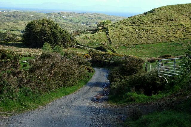 Sheannacon Hill