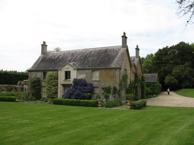 The Old Rectory, Langton Long