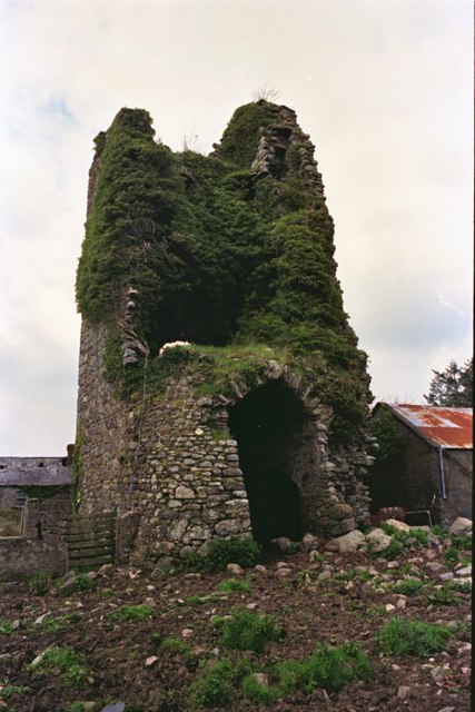 Gorteens Castle, Co. Kilkenny