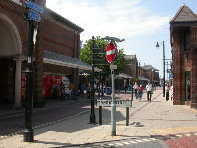 Eastleigh, Swan Centre