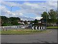 SK5535 : Southchurch Drive/Farnborough Road junction by Alan Murray-Rust