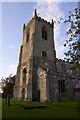 SE7929 : St Michael's Church, Eastrington by Paul Harrop
