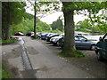 NS3598 : Car Park at Rowardennan by G Laird