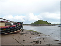 NU2410 : Church Hill, Alnmouth by pam fray