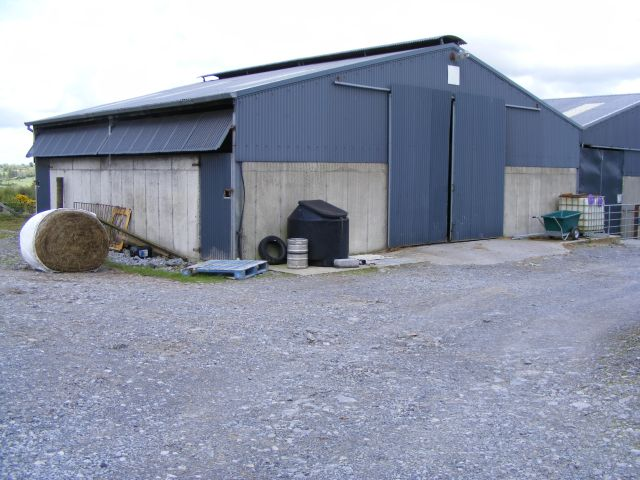 Farmyard - Ballynacurragh Townland