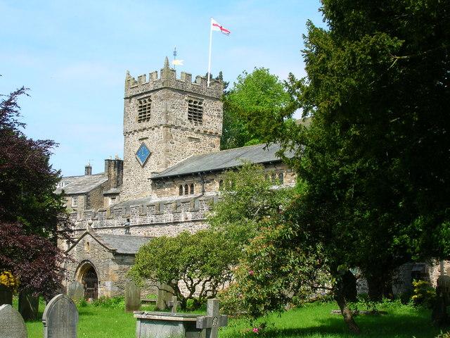 St Andrew's Parish Church, Sedbergh