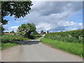 SJ4113 : Lane to Ford by John Firth