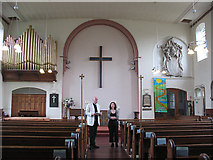 TQ2976 : Interior of St Paul's, Clapham by Stephen Craven