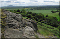SJ4606 : View from Lyth Hill by Dave Croker