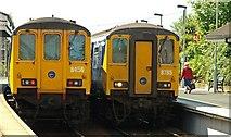 J4791 : Ageing trains, Whitehead (1) by Albert Bridge