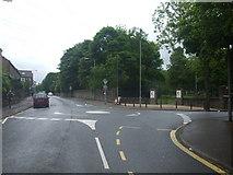 SE0824 : Parkinson Lane Roundabout by Glyn Drury
