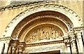 J3374 : St Anne's Cathedral, Belfast (detail) (3) by Albert Bridge