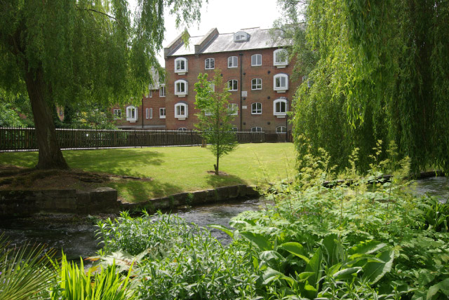 Wharf Mill, Winchester