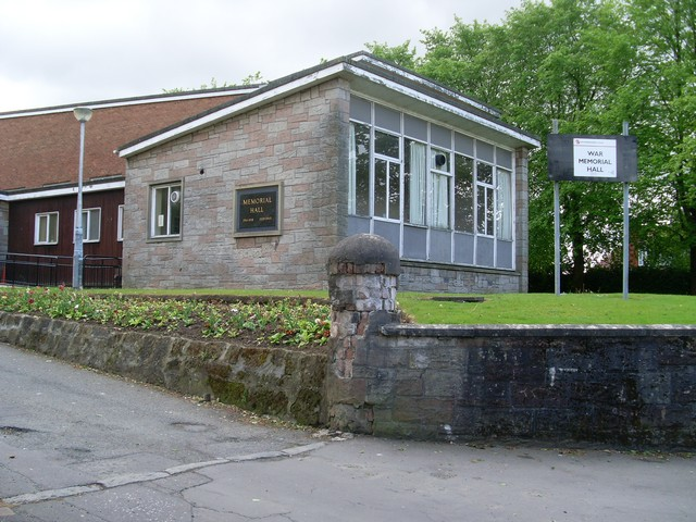 War Memorial Hall by Stephen Sweeney
