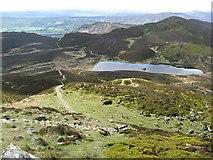 NN9462 : Loch a' Choire by Richard Webb