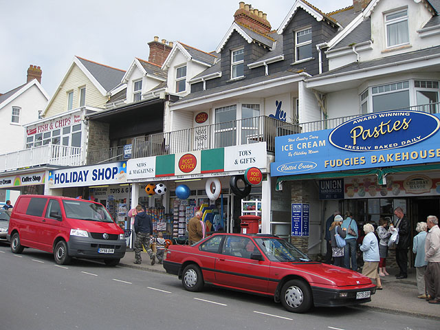 Post Office, Woolacombe