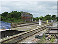 SP7902 : Princes Risborough - Former Signalbox by Peter Whatley