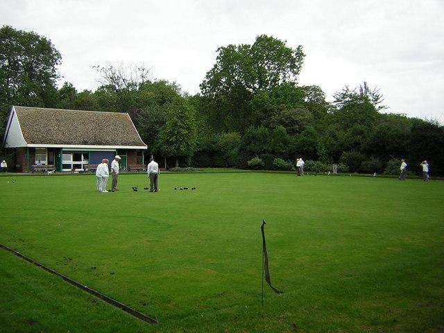 Bowling at Victoria Park