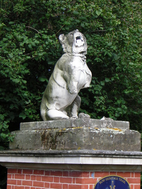 One of the Dogs of Alcibiades, Victoria Park
