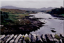 C0930 : Lackagh Bridge - View upstream to south-east by Joseph Mischyshyn