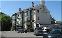 SH5571 : Gwesty Anglesey Arms Hotel, Menai Bridge by Eric Jones