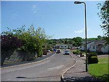 SS9712 : Tiverton : Bonville Crescent by Lewis Clarke