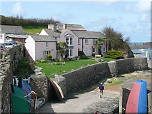 SS2006 : Efford Cottage, Bude by Humphrey Bolton
