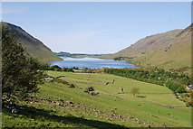 NY1807 : Looking towards Wastwater by N Chadwick