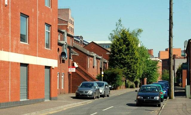 Maryville Street, Belfast