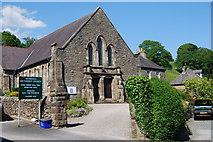 SD6592 : Sedburgh Methodist Church by hayley green