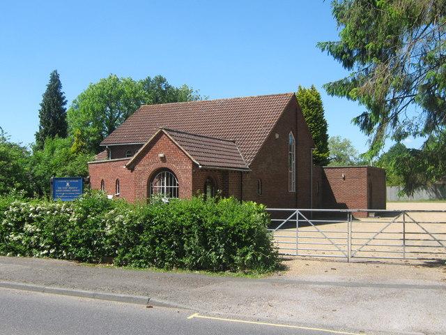 The Holy Trinity Roman Catholic Church, Otford