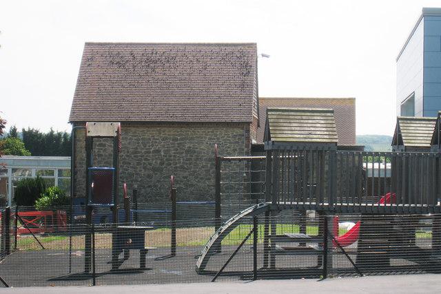 Oast House At Bower Grove School Fant 169 Oast House