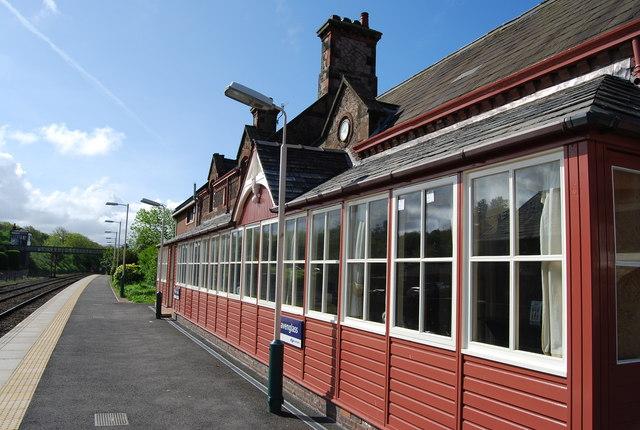 The Ratty Arms, Ravenglass Main Line Station