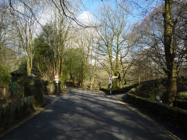 Bridge over the Rothay