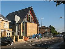 TQ4077 : Sunfields Methodist Church - complete by Stephen Craven