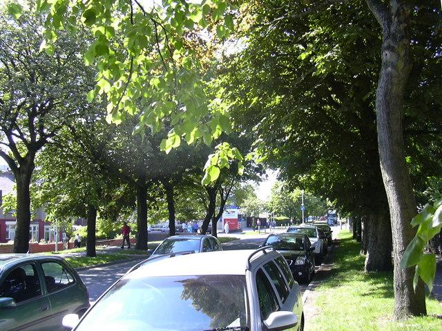 Casterton Avenue, Burnley