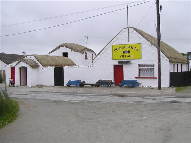 Doagh Famine Village (1)