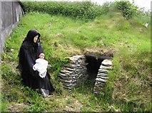 C4251 : Doagh Famine Village (14) by Kenneth  Allen
