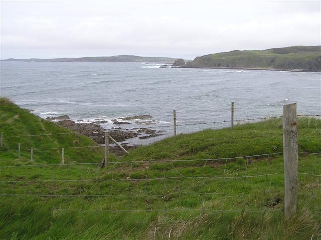 Binderg, Doagh Island