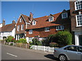 TQ7735 : Orphirvilla, Penfolds & The Cottage, High Street, Cranbrook, Kent by Oast House Archive