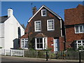 TQ7735 : Elm Cottage, High Street, Cranbrook, Kent by Oast House Archive