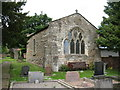 SE7925 : Chancel of old church by Gordon Hatton