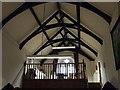 SM9202 : Pwllcrochan church:  west end by ceridwen