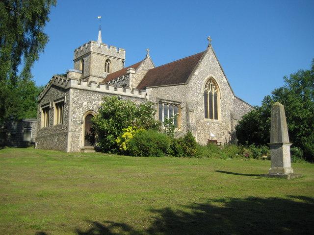 Kings Langley: All Saints Church