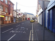 J0153 : Thomas street Portadown by HENRY CLARK
