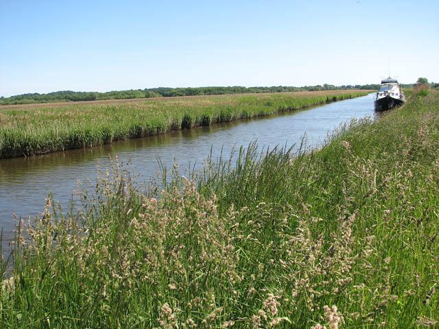 Short Dike and adjoining marsh pastures