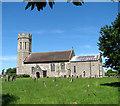 TM4295 : St Margaret's church by Evelyn Simak