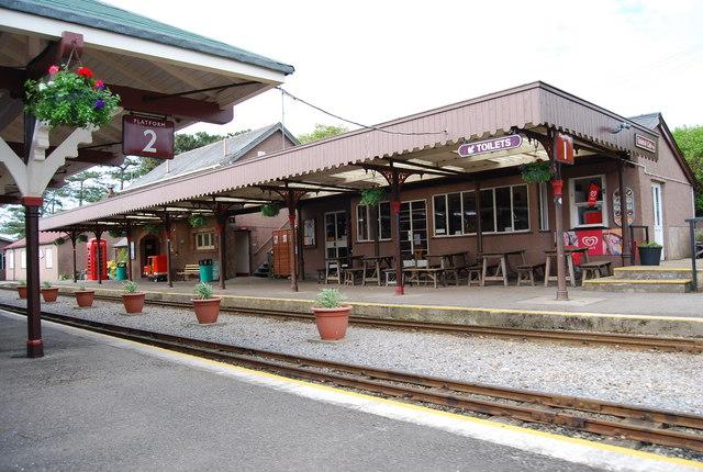 Ravenglass Station, Ravenglass & Eskdale Railway