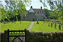 SK4338 : Dale Abbey Church by Stephen McKay
