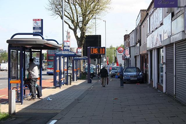 Shops in Selly Oak © Bob Embleton cc-by-sa/2 0 :: Geograph Britain